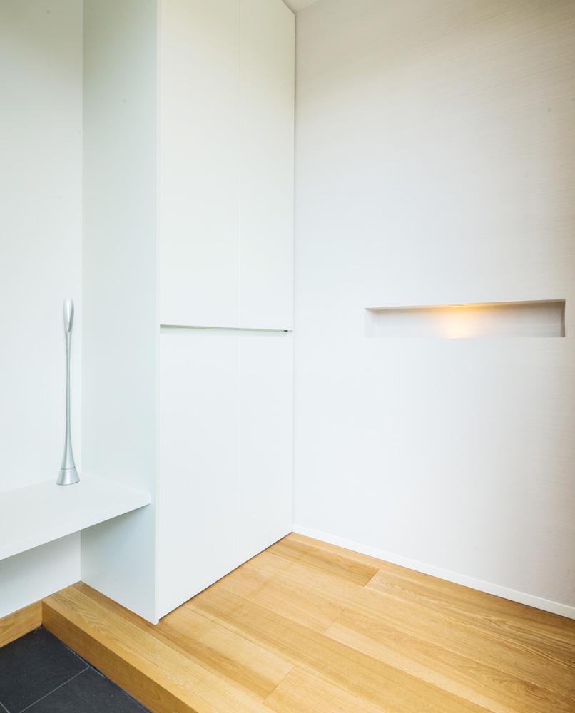 使い勝手とデザイン性を両立させた住み心地のよさ。こだわりの建築