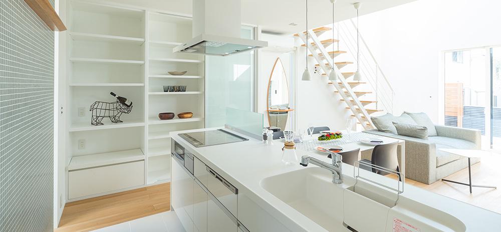 外観デザインの想い間取りの願いが実現した家