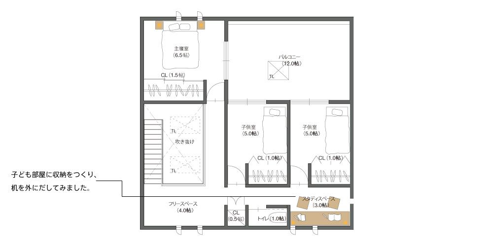洗練されたデザインと独創的な空間が織りなすデザイナーズ住宅。おしゃれでスマートな家づくり・新築注文住宅
